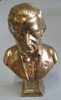 Wagner - 17 cm Gold bronziert